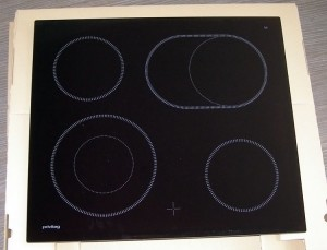 glaskeramikplatte glasplatte glas f cerankochfeld privileg gk504011 gk624011 k ebay. Black Bedroom Furniture Sets. Home Design Ideas